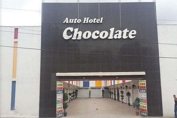 auto hotel chocolate