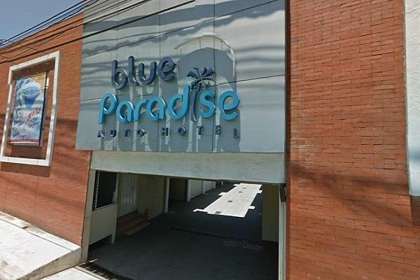 blue paradise auto hotel