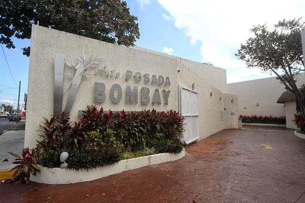 el motel bombay cancun